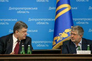 Порошенко и Коломойский делят миллионы