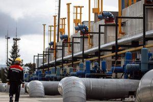 Украина остановила закачку газа и начала его отбор из подземных хранилищ