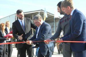 В Николаеве открывается новый маслоналивной терминал