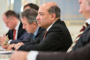 Гройсман встретился с главой ЕБРР: инвестиции в Украину могут вырасти