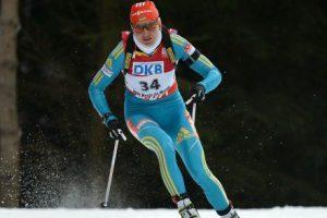 Украина осталась без медалей в биатлонной «Рождественской гонке»