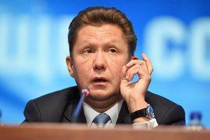 Миллер заявил о рисках транзита газа в Европу из-за заявлений Украины