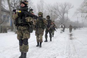 За минувшие сутки в зоне АТО зафиксировано 50 вражеских обстрелов