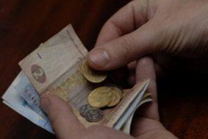 За год покупательная способность украинцев упала почти на 20 процентов