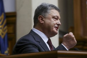 Порошенко: мировые державы должны поддержать санкции в отношении России