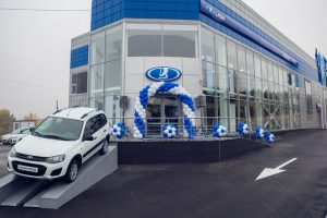 АвтоВАЗ прекратил поставки в Украину
