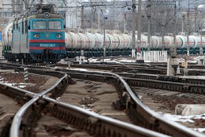 Украина въезжает в Европу по рельсам