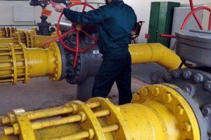 Из подземных хранилищ отобрали 22% запасов газа