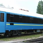 «Укрзалізниця» запускает поезд с вагонами-трансформерами