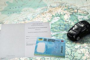 Отныне в Украине можно оформить международные автомобильные права: где и почем