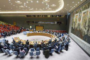 Совбез ООН принял предложенное Украиной заявление по Донбассу