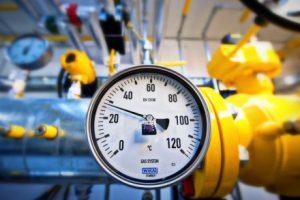 Украина уменьшила запасы газа в ПХГ до 8,5 млрд куб. м