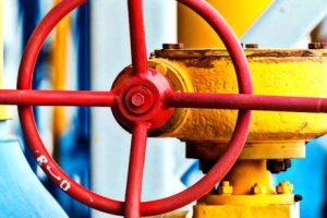 Украина уменьшила суточный отбор газа из ПХГ до 21 млн куб. м