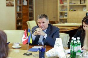 МВД Украины назвало задержанных в России украинцев жертвами торговцев людьми