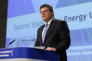 Шефчович: Россия и Украина не выразили желания организовать трехсторонку по газу