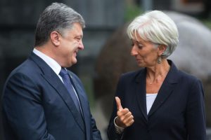 Порошенко оставили без миллиарда от МВФ