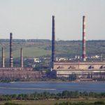 Отсутствие топлива вынудило остановить работу Славянской ТЭС