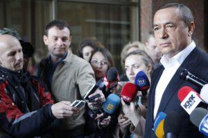 Суд оставил на свободе экс-депутата Николая Мартыненко