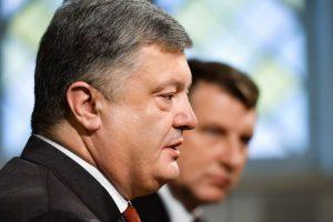 Порошенко: Путин не собирается выполнять Минские соглашения