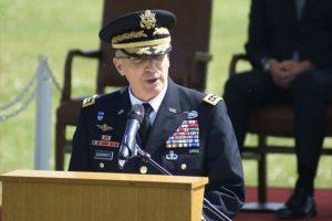 Скапарротти: НАТО необходимо больше сил для сдерживания агрессии РФ