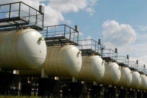 Украина вдвое увеличивает закачку газа из Евросоюза