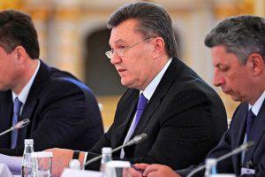 Янукович пожаловался на Киев в ЕСПЧ