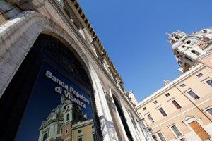 Италия готова выделить до 17 миллиардов евро для спасения двух банков от банкротства