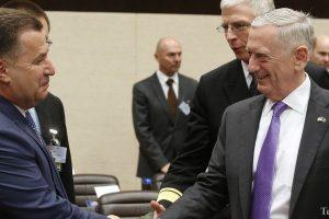 Министры обороны Украины и США провели переговоры