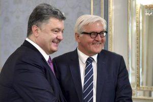 Посол анонсировал визит президента Германии Штайнмайера в Украину