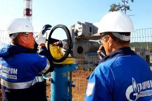 Киев нанес первый удар по «Газпрому»
