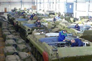 Украина на четверть увеличила экспорт оружия