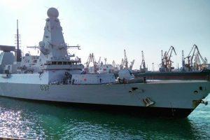 В Украину прибыли корабли НАТО