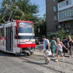 В Запорожье начали производить дешевые трамваи