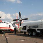 Украина направила самолет для тушения пожаров в Черногории