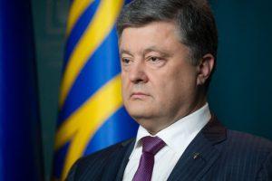 Украина ждет оборонного вооружения от зарубежных партнеров – Порошенко