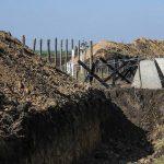 Украинская погранслужба разворовала $4 млн на строительстве стены на границе с РФ
