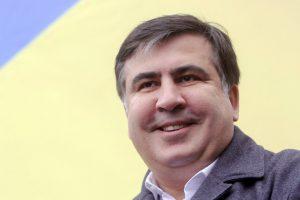 Депутат Рады опубликовал заявление Саакашвили на получение гражданства Украины