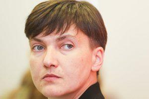 Савченко: ЕС может ввести санкции против Украины