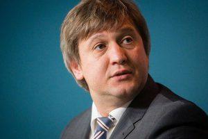 Данилюк отвергает обвинения в неуплате налогов