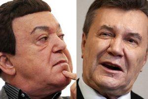 Адвокат Януковича обвинил Кобзона во лжи