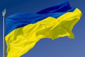 Первый робкий антивоенный митинг прошел в Киеве на Михайловской площади