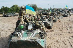 На Донбассе тысячи неотведенного вооружения