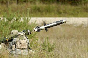 Украина на пороге испытаний… летального оружия