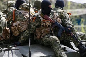 В «ДНР» заявили о задержании «украинских диверсантов»