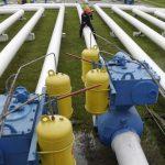 """Газпром"" рекордно увеличил транзит газа в Европу"