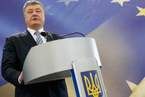 Порошенко намекнул, что приложил руку к новым санкциям США против РФ