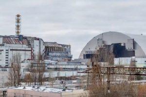 Украина запустит завод по переработке радиоактивных отходов в Чернобыле