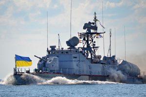 Украинские моряки рассмешили Интернет своей новой формой