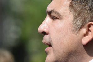 Саакашвили: революции не будет, но собираемся ездить по всей Украине