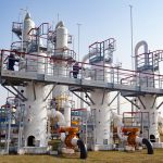 Украина закачала на хранение газ западных компаний